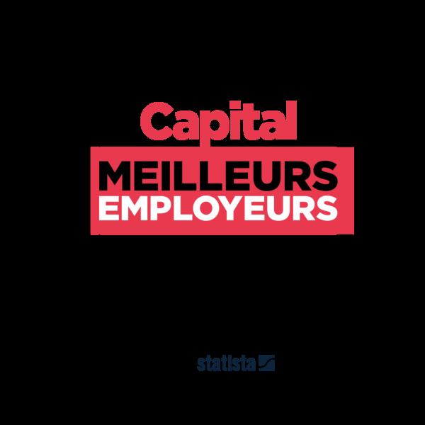 TGS France, Meilleur Employeur